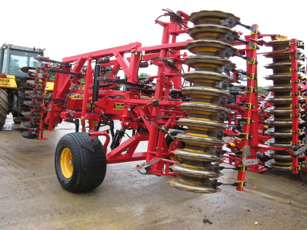 Cultivator Category 0 : Vaderstad topdown cultivator atlas trailers and machinery