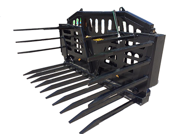 Strimech Folding Rake