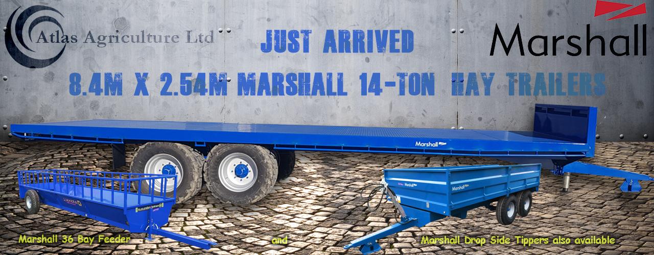 Marshall Hay Trailers