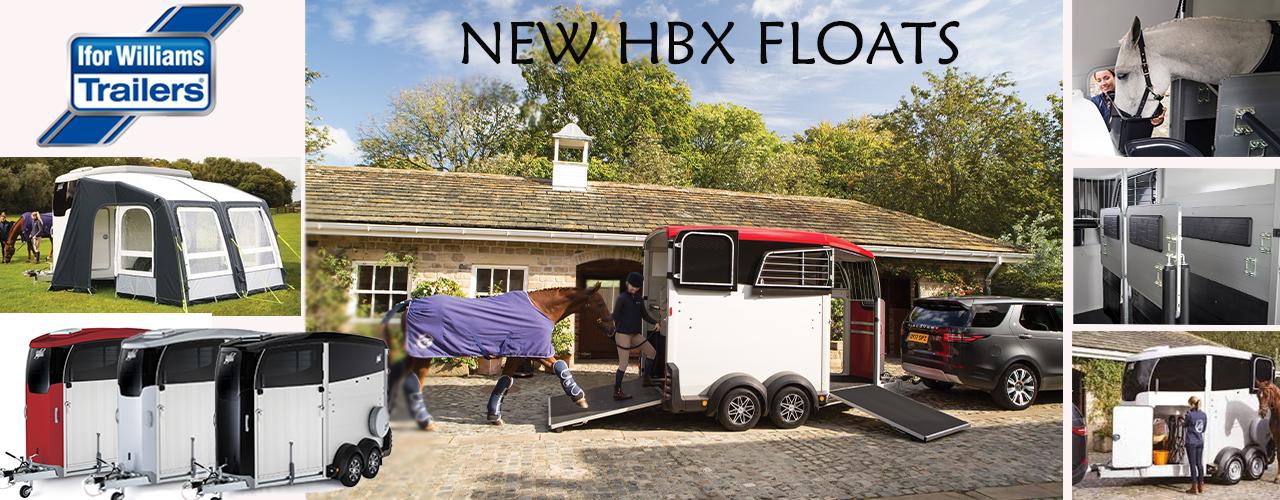 NEW HBX